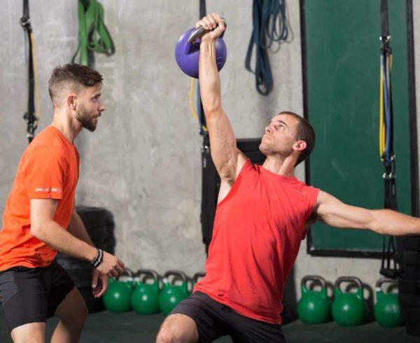 יתרונות אימון עם מאמן כושר אישי